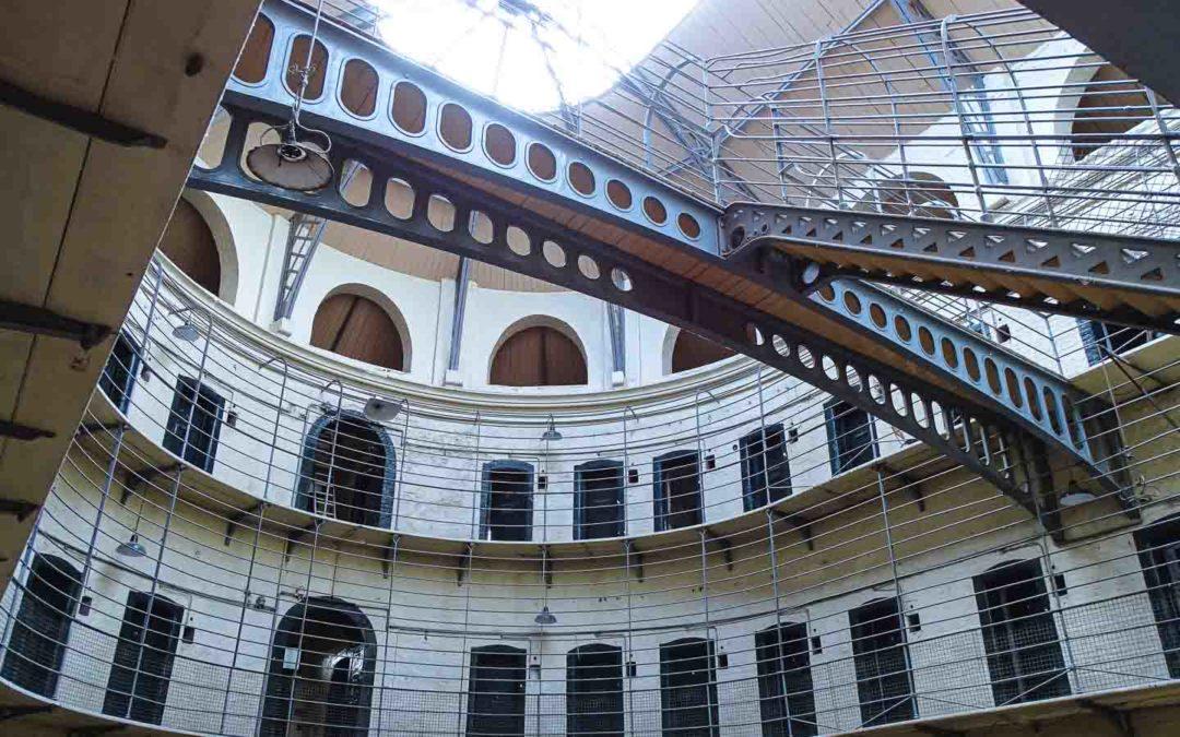 Kilmainham Gaol Museum,  Dublin's former prison