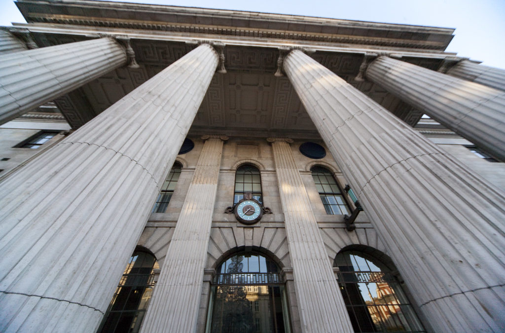 Dublin General Post Office, a building full of history