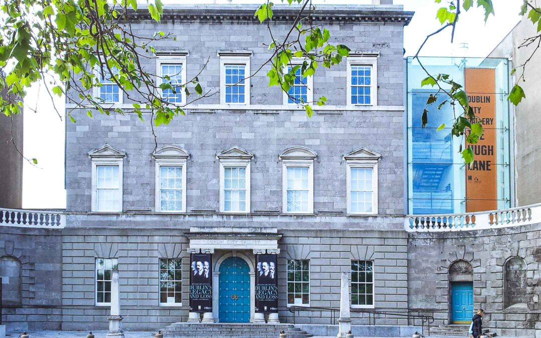 The Hugh Lane Gallery, the public gallery of art