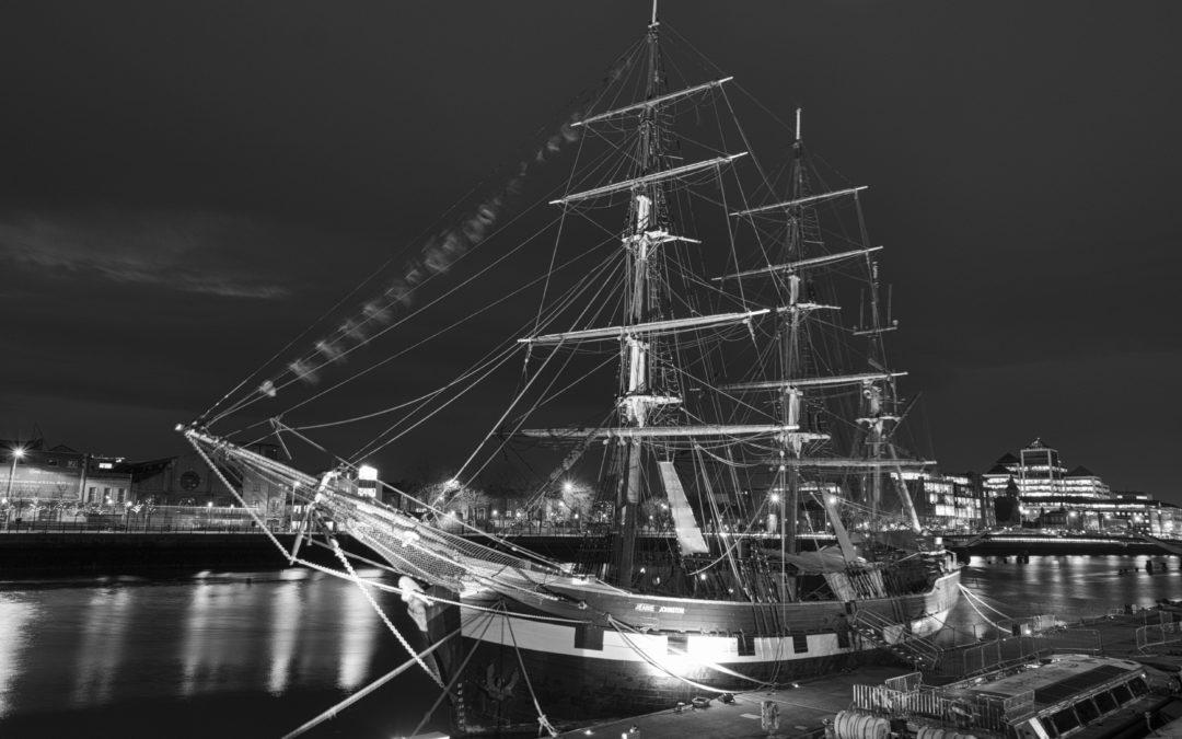 Jeanie Johnston Tall Ship, Irish emigration culture