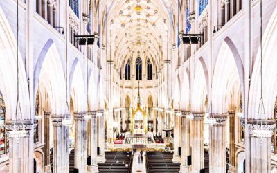 St Patrick's Cathedral, the National Cathedral of Ireland
