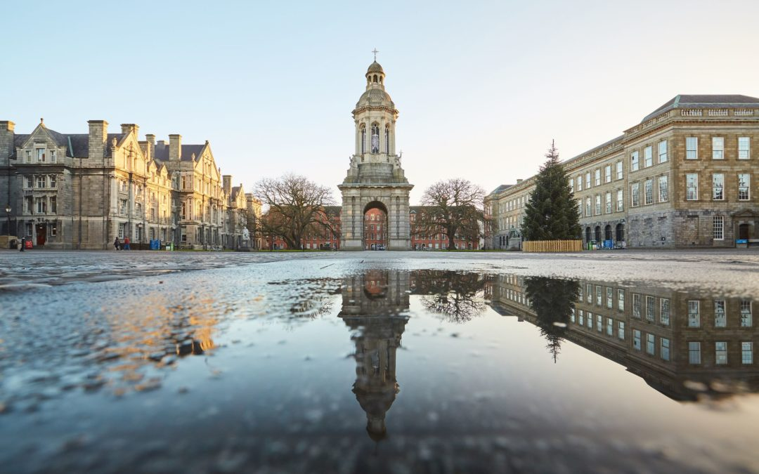 Trinity College Dublin, the Medieval University of Dublin
