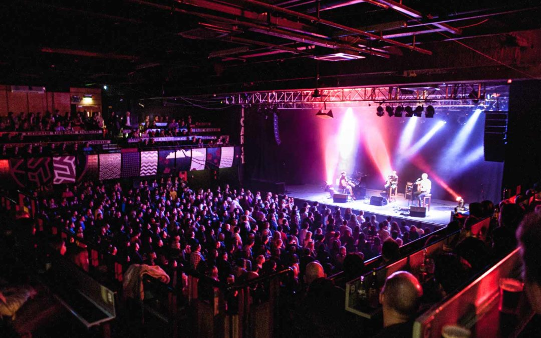 Vicar Street, performing arts and events venue