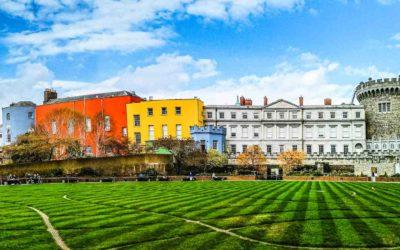 Dublin Castle, the historic heart of Dublin