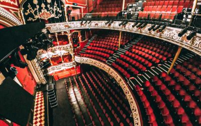 The Olympia Theatre, music in the heart of Dublin