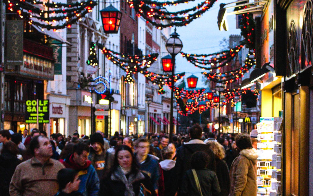 Grafton Street, High-end and luxury street