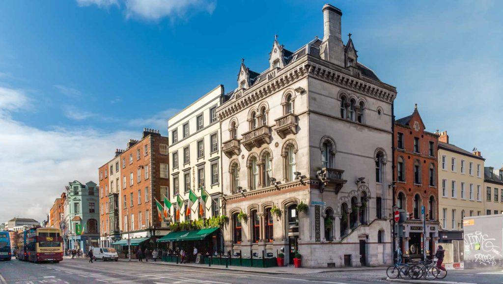 covid-19 safe programme dublin citi hotel building dublin city