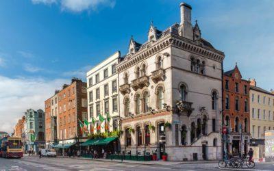 Discover Dublin Citi Hotel Building history