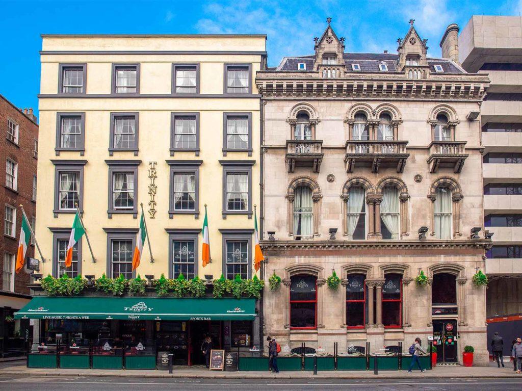 covid-19 safe programme Dublin Citi hotel in temple bar