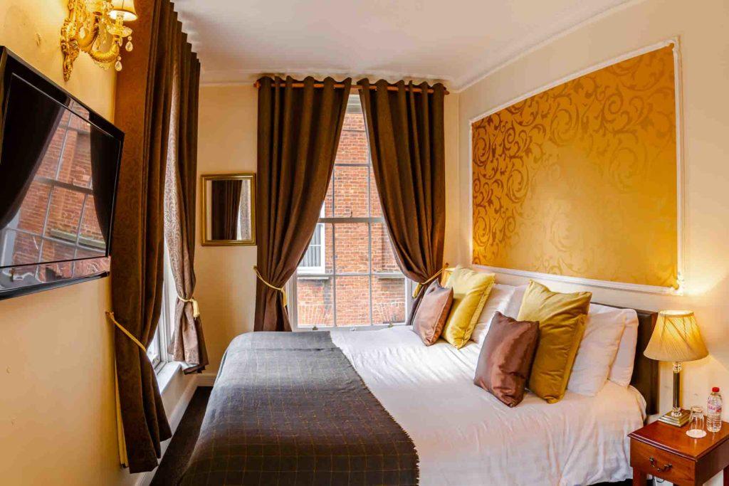 Dublin Citi Hotel Deluxe Room