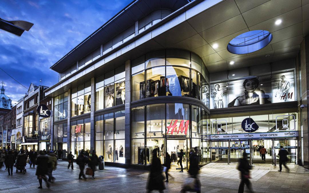 Ilac Shopping Centre, Dublin's first shopping centre