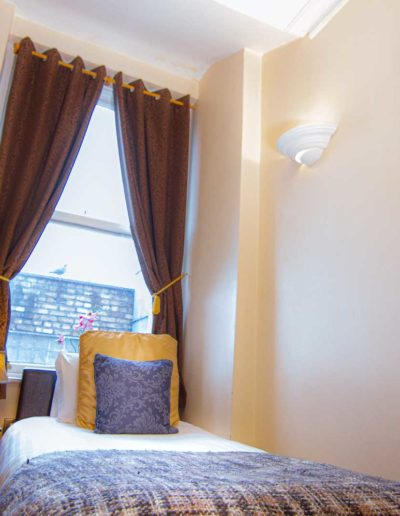 Single Room in Dublin Citi Hotel