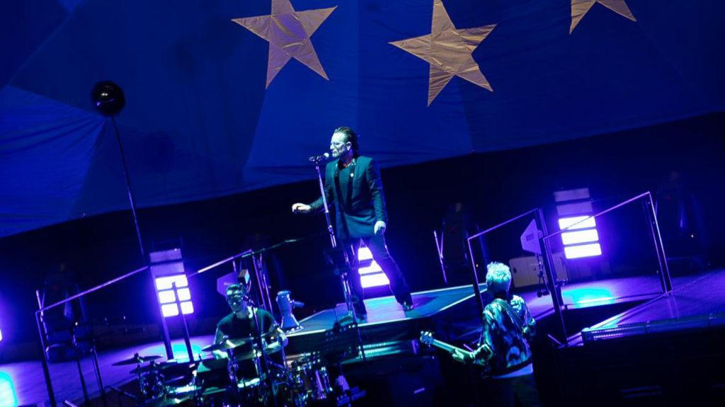 Bono 3 arena Dublin